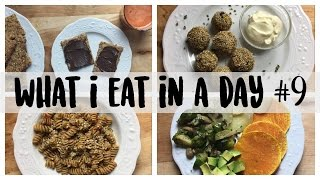 What I eat in a day #9 VEG, ITA