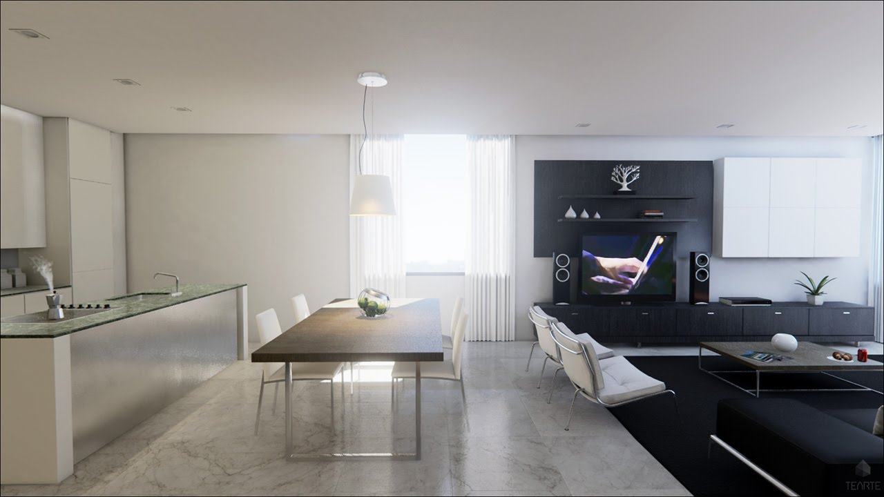 Architecture Real Time Unreal Engine 4 Archviz Youtube