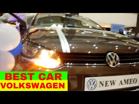 VOLKSWAGEN NEW AMEO DUAL CLUTCH TRANSMISSION CAR