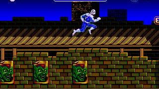 Spider-Man: The Animated Series (Genesis) - Longplay