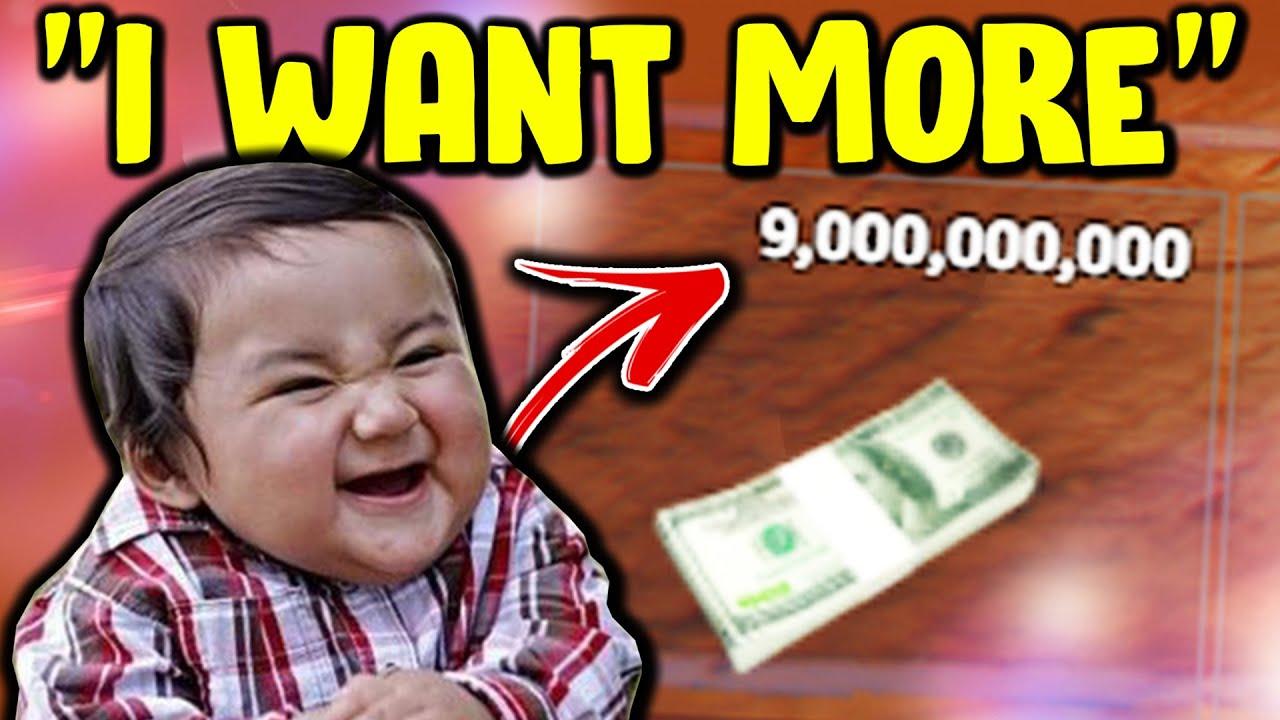 GIVING KIDS BILLION DOLLAR MONEY DROPS 🤑💰 (GTA 5 RP TROLLING)