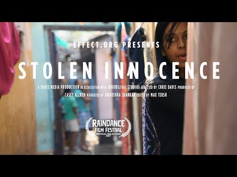 Stolen Innocence India's Untold Story of Human Trafficking (Documentary)