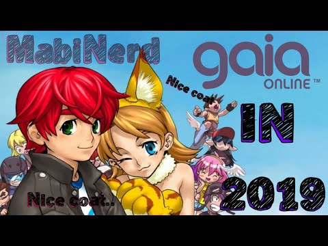 Playing Gaia Online In 2019