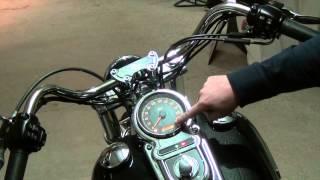 Harley Davidson Alarme: retrouver / modifier code PIN HD