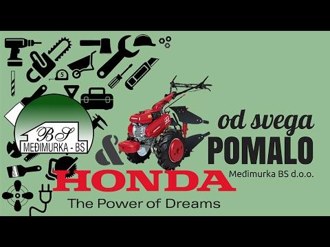 Honda motokultivator F 560