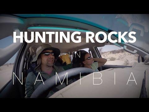 NAMIBIA   7   Hunting Rocks
