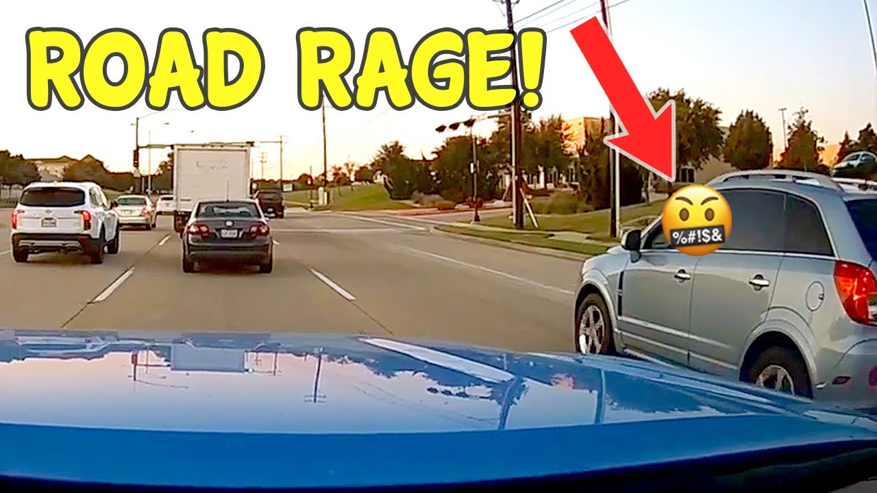Road Rage USA, Bad Drivers & Driving Fails Compilation 2021 #35