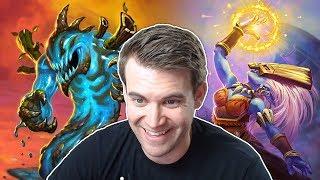 (Hearthstone) Dragon Shudderwock Shaman VS Zul