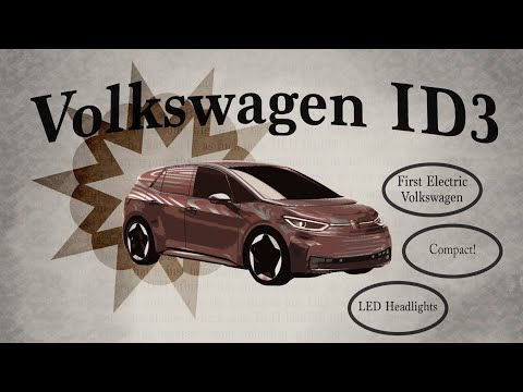Volkswagen Opens Order Books For ID.3 Electric Car. Here's What You Need To Know