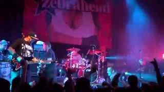Zebrahead - Get Nice! (live in Minsk - 01.06.14)