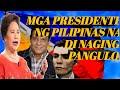 Lahat ng Naging Presidente ng Pilipinas  16 na naging ...