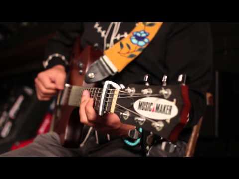 Cary Morin - Old Guitar