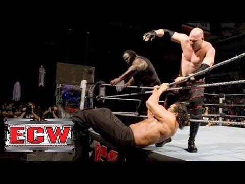 Monster Mash Battle Royal: ECW, October 30, 2007