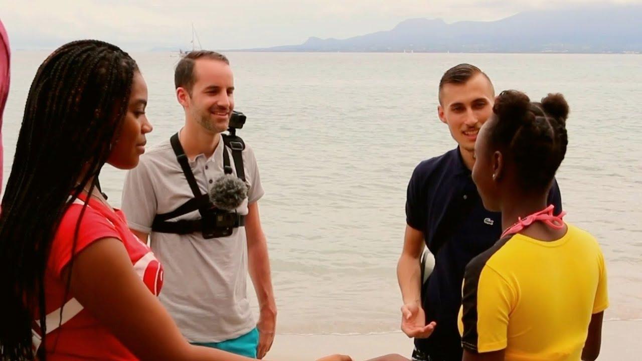 Émission « GO ! » - Saison 5 - émission 1/6 (SPÉCIAL COSPIEL) - Guadeloupe (Jérémy Sourdril)