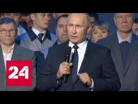 Путин будет выдвигать