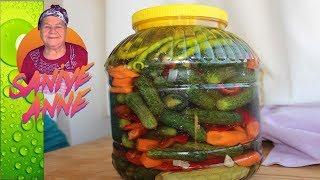 Salatalık Turşusu Nasıl Yapılır