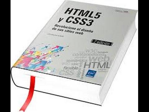 Html5 y css3 revolucione el diseño de sus sitios web (2a edición.