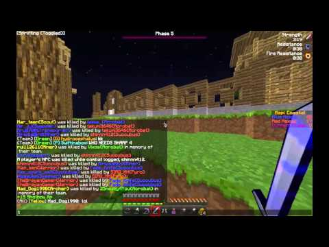 Anni1.6 [Lets Play #5] Team Stamina vs Admins