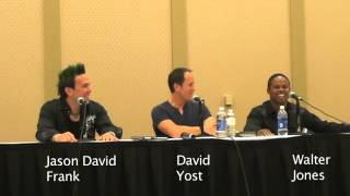 fog presents the original mighty morphin power rangers reunion at ri comic con