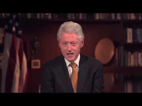 President Bill Clinton Nominates Andrew Cuomo for Governor