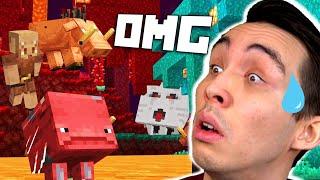 UUSI NETHER Minecraftissa!