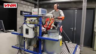 Dyno test KTM 250EXC TPI 2018 with VHM head and insert incl dyno sheet
