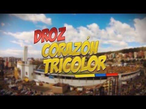 Corazon Tricolor - DROZ