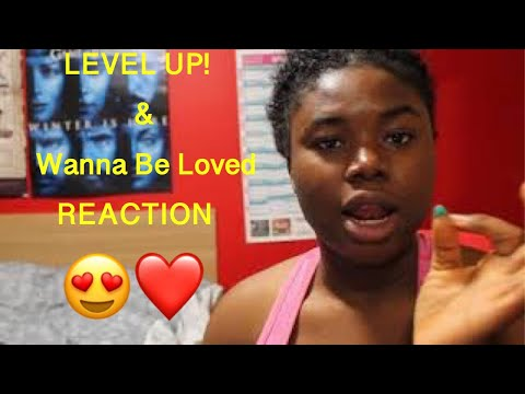 AGNEZ MO - WANNA BE LOVED & LEVEL UP | REACTION