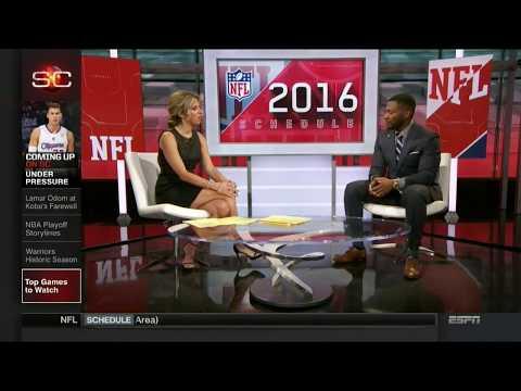 Stuntin Like Sara Walsh | ESPN