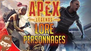 Pourquoi se BATTENT-ILS dans l'arène ? - TOUTE l'Histoire & Lore - APEX Legends FR