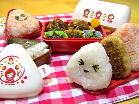 Recette japonaise onigiri viande sauce miso sur a vos youtube - Recette soupe japonaise ...