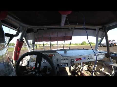 Elana 7/7/17 Hot Laps Rapid Speedway