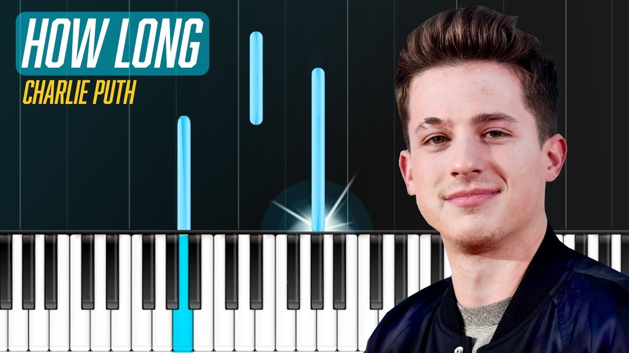 Charlie puth how long piano tutorial chords how to play charlie puth how long piano tutorial chords how to play cover hexwebz Images