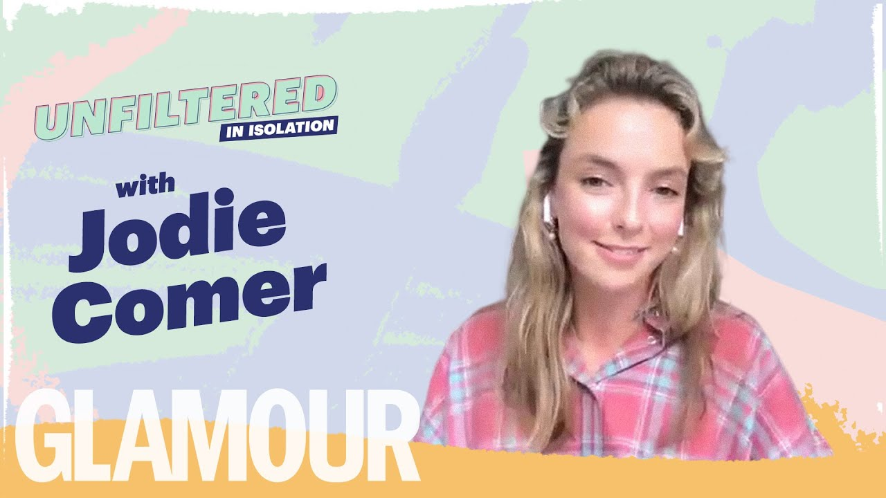 Jodie Comer Reveals The Classism She's Faced & Her Battle With Imposter Syndrome | GLAMOUR UK