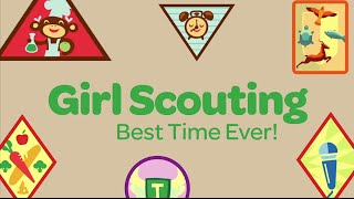 Join Girl Scouts