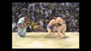 Awesome Sumo bouts
