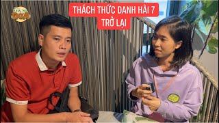 Thách Thức Danh Hài 7 trở lại, Khương Dừa lập team casting có Thánh Đà Đá Đa, Long Nón Lá,...