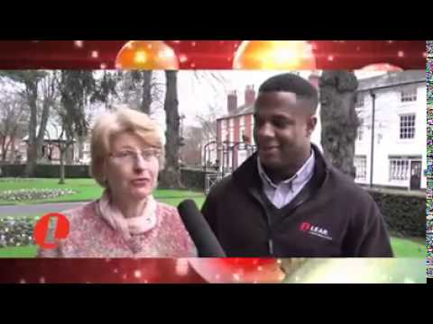 Christmas 2015 with Lear Corporation Redditch UK