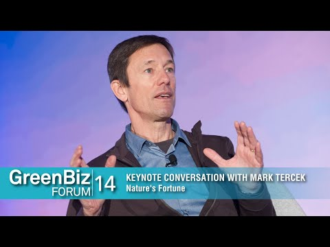 Keynote Conversation with Mark Tercek: Nature's Fortune