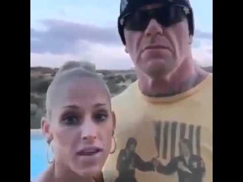 Undertaker & Michelle McCool New Video 2015 - YouTubeMichelle Mccool And Undertaker 2013