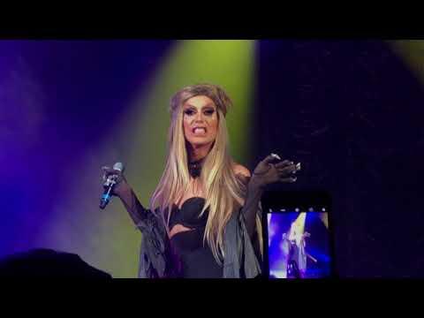 Alaska  - Hieeee (updated) @ Drag Ball/Drag World, London - 26/08/2017