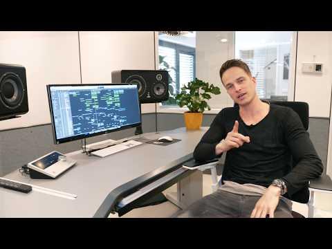 DANNIC Q&A in the studio - Part 1