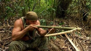 Repeat youtube video DIY Survival: Make a Crossbow from Scratch | Dual Survival