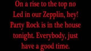 Lmfao Ft. Lauren Bennett Goonrock Party Rock Anthem Lyrics HD.mp3