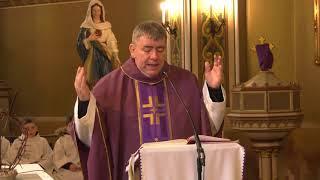 Karcagi Római Katolikus szentmise 2019.04.07.