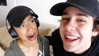 COUPLES WHISPER CHALLENGE!!
