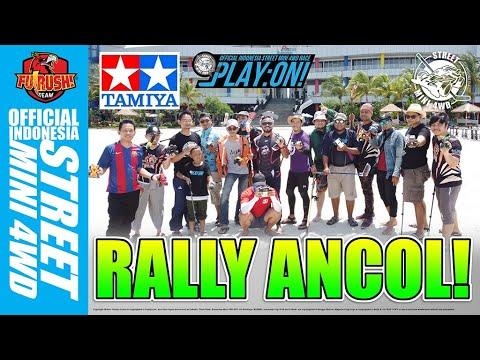【ミニ四駆】 MAIN TAMIYA DI PASIR ANCOL - Bigfoot / Wild Series Beach RALLY (12 January 2020) - 동영상