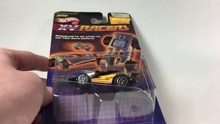 X-V Racers (1986) - Vintage Hot Wheels Oddities