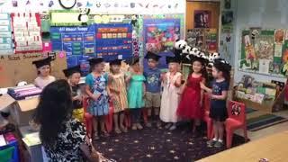 Hazel E Basil Waltrip last day of preschool song 3