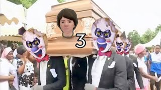 Lady Bug Rod Special Coffin Dance Meme In Ice Scream 3 || Ice Scream Funny Coffin Dance Part:-27